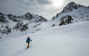 ski randonnée barèges grand tourmalet