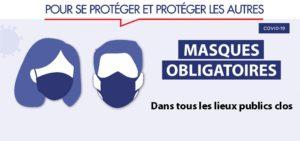 covid masque obligatoire